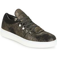Sko Dame Lave sneakers André ALPINE Sort
