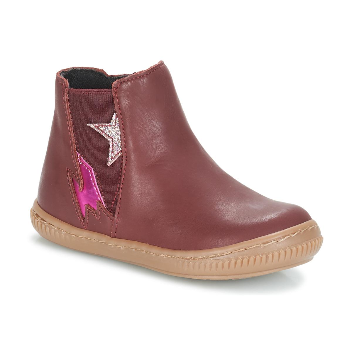 Støvler til børn André  MAGENTA