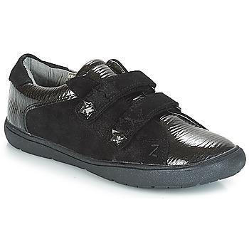 Sko Pige Lave sneakers André HALEY Sort