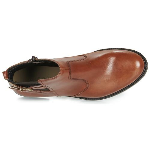 CARLIN  André  støvler  dame  brun mFH4r