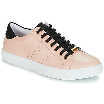 Sko Dame Lave sneakers André BERKELEY Beige