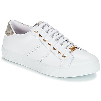 Sko Dame Lave sneakers André BERKELEY Hvid