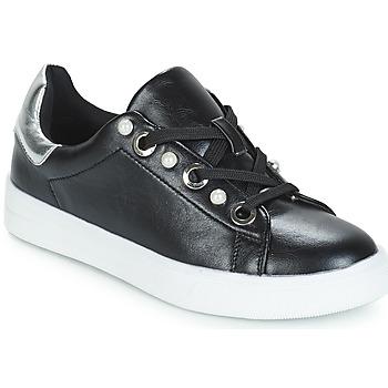 Sko Dame Lave sneakers André TIMORE Sort