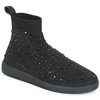 Sko Dame Høje sneakers André TINTA Sort