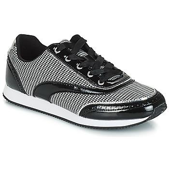 Sko Dame Lave sneakers André ACCOT Sort