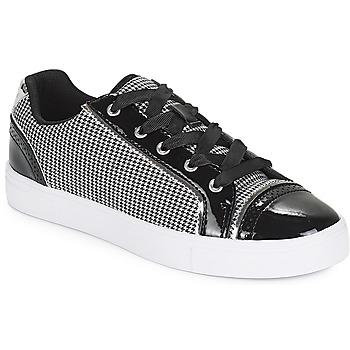 Sko Dame Lave sneakers André ALCALIE Sort