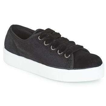 Sko Dame Lave sneakers André TAMMY Sort