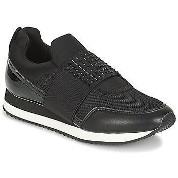 Sko Dame Lave sneakers André TIMI Sort