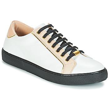Sko Dame Lave sneakers André BERKELITA Hvid