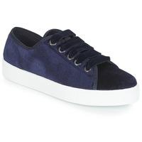 Sko Dame Lave sneakers André TAMMY Marineblå