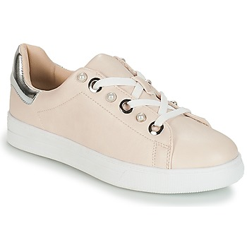 Sko Dame Lave sneakers André TIMORE Beige