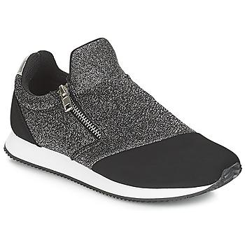 Sko Dame Lave sneakers André TROPE Sølv