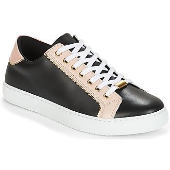 Sko Dame Lave sneakers André BERKELITA Sort / Beige