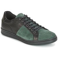 Sko Herre Lave sneakers André AURELIEN Grøn