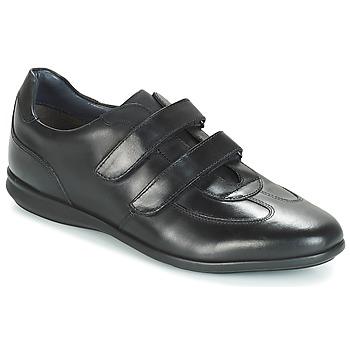 Sko Herre Lave sneakers André FACILE Sort