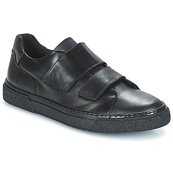 Sko Herre Lave sneakers André STREAM Sort