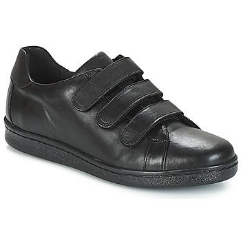 Sko Herre Lave sneakers André AVENUE Sort