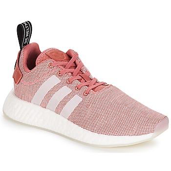 Sko Dame Lave sneakers adidas Originals NMD R2 W Pink