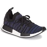 Sko Dame Lave sneakers adidas Originals NMD R1 STLT PK W Sort