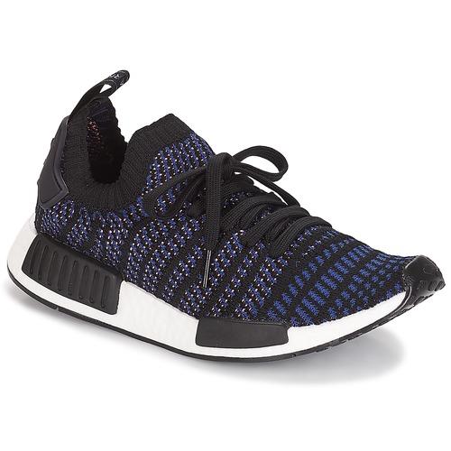 finest selection afa54 3730a Sko Dame Lave sneakers adidas Originals NMD R1 STLT PK W Sort