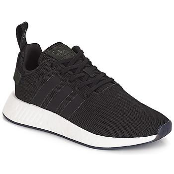 Sko Lave sneakers adidas Originals NMD R2 Sort
