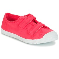 Sko Pige Lave sneakers André LITTLE SAND Pink
