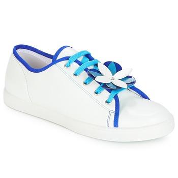 Sko Dame Lave sneakers André GUIMAUVE Hvid