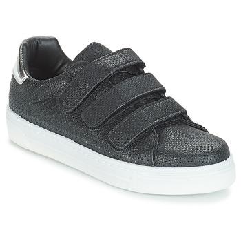 Sko Dame Lave sneakers André CARLINE Sort
