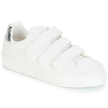 Sko Dame Lave sneakers André CARLINE Hvid