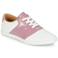 Sko Dame Lave sneakers André LIZZIE Pink
