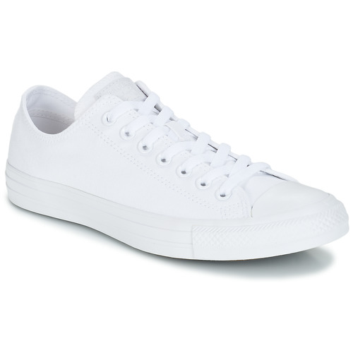 Sko Lave sneakers Converse ALL STAR CORE OX Hvid