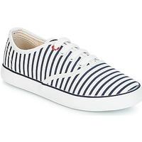 Sko Pige Lave sneakers André MARINETTE Hvid