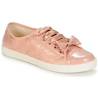 Sko Dame Lave sneakers André BOUTIQUE Pink