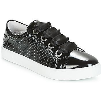 Sko Dame Lave sneakers André BEST Sort