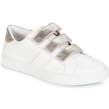 Sko Dame Lave sneakers André PADDLE Hvid