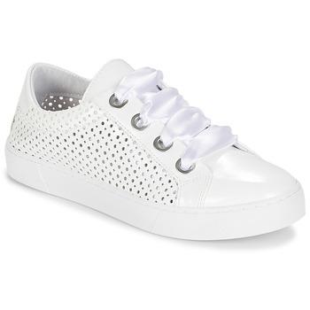 Sko Dame Lave sneakers André BEST Hvid