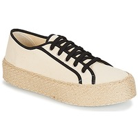 Sko Dame Lave sneakers André LODGE Beige