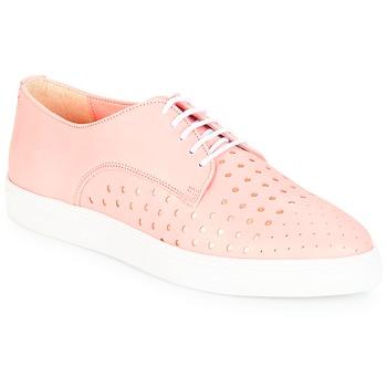 Sko Dame Lave sneakers André PRESAGE Pink