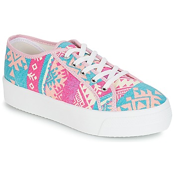 Sko Dame Lave sneakers André KITE Pink