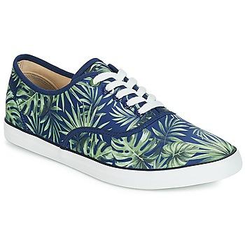 Sko Herre Lave sneakers André TROPIQUE Marineblå