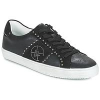 Sko Dame Lave sneakers Chattawak BRESCIA Sort
