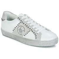 Sko Dame Lave sneakers Chattawak BRESCIA Hvid
