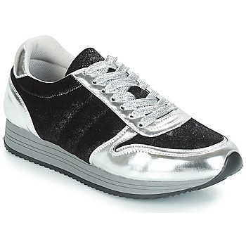 Sko Dame Lave sneakers Chattawak CESENA Sort