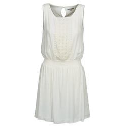 textil Dame Korte kjoler Best Mountain ROBALA Hvid
