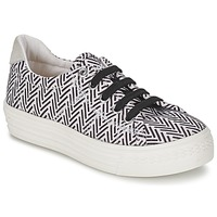 Lave sneakers Shwik by Pom d'Api STEP LO CUT