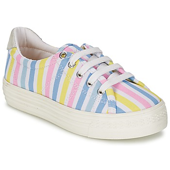 Sko Pige Lave sneakers Shwik STEP LO CUT Flerfarvet
