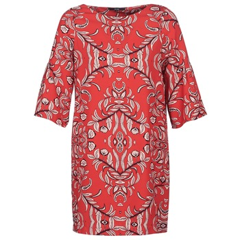 textil Dame Korte kjoler Vero Moda VMGYANA Rød