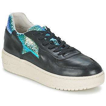 Sko Dame Lave sneakers Ash FOOL Sort / Grøn
