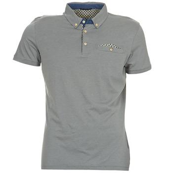 textil Herre Polo-t-shirts m. korte ærmer Sisley CATILARO Grå