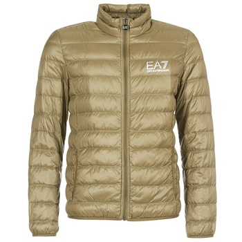 textil Herre Dynejakker Emporio Armani EA7 TRAIN CORE ID M DOWN LIGHT Brun